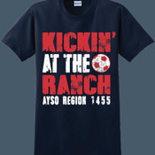 Youth Kickin' At The Ranch T-Shirt