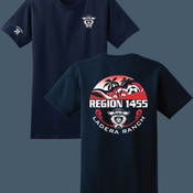 Adult Region 1455 T-Shirt