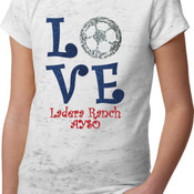Girls LOVE Ladera T-Shirt - youth size